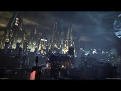 Gotham City / Arkham City Rooftops (Batman) - Background Ambience