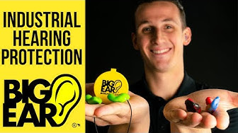 Industrial Hearing Protection -  Industrial Ear Plugs - Industrial Earplugs  {Explained}