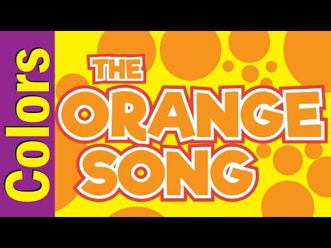 Orange Song | Colors Song for Kids ESL & EFL | Colors Song | ESL for Kids | Fun Kids English