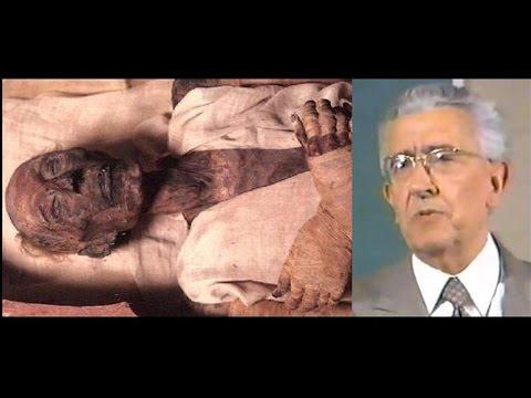 Ilmuwan Prancis Masuk Islam Setelah Meneliti Jasad Fir'aun - keajaiban Dunia
