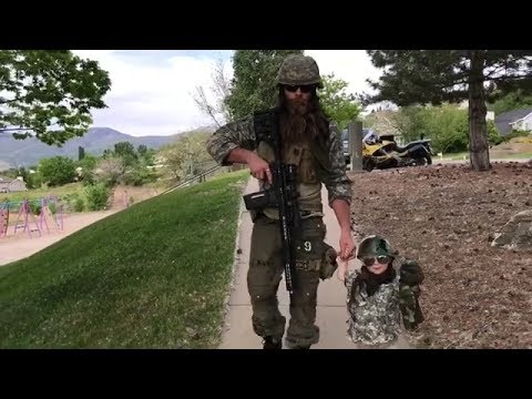 Tactical Baby Gear Manspot Tactical Dad Life Youtube