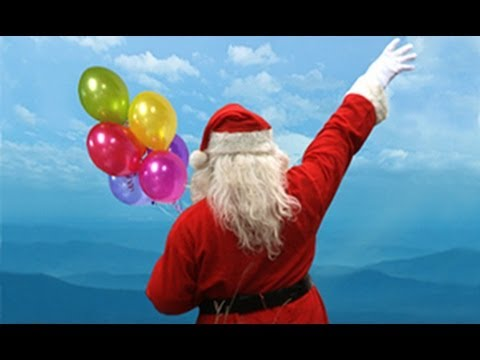 Santa Claus in God's Own Hill Station - Christmas Greetings