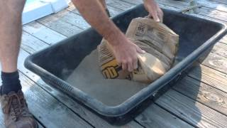 Deck Mud For Shower pans