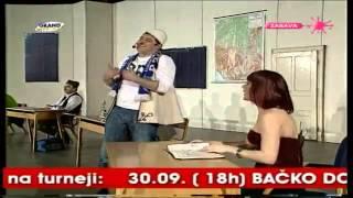 Kursadžije 1. april 2008 - Dom sindikata - Domaca komedija