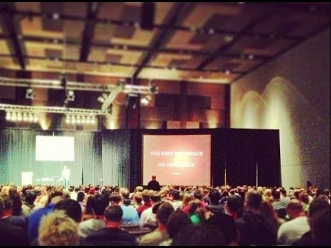 SXSW Keynote - The Best Interface is No Interface by Golden Krishna