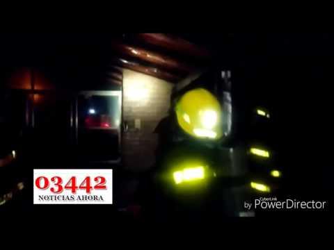Incendio Barrio Hipódromo HD
