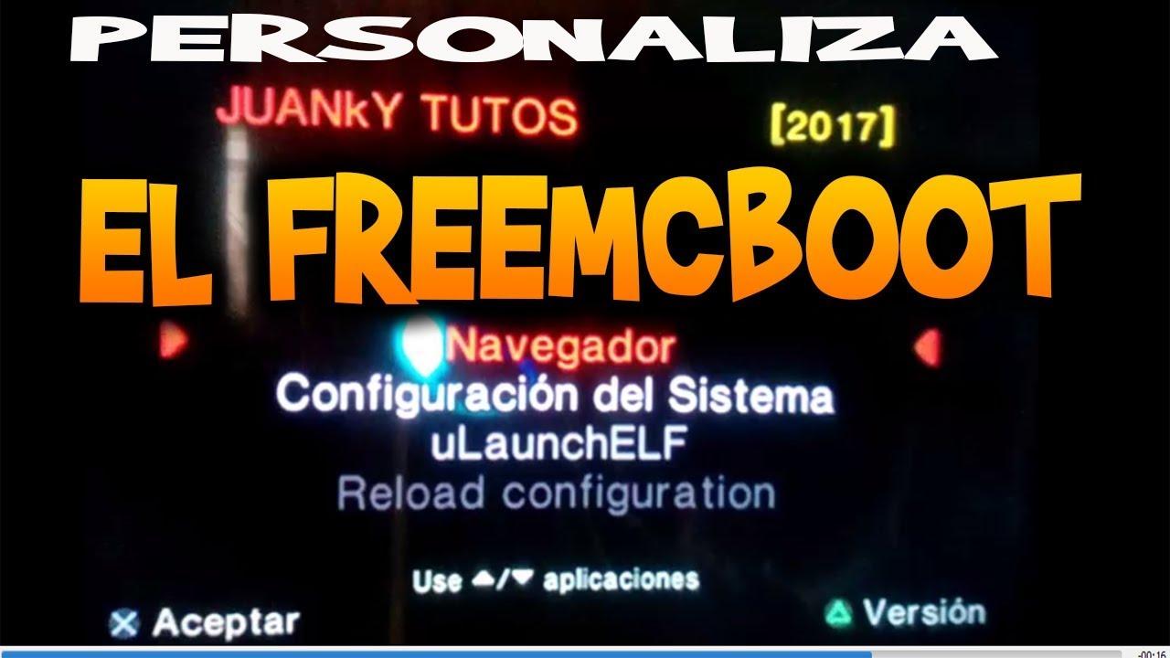 Free mcboot ps2