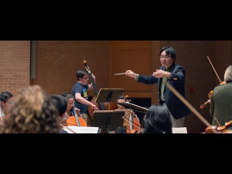 The Kent State University Orchestra