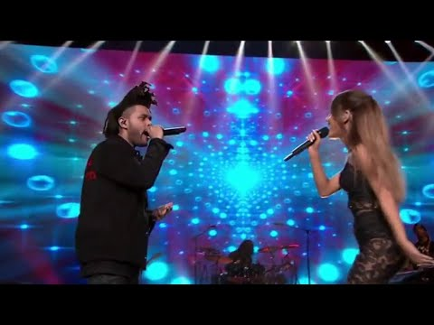 Save Your Tears – The Weeknd & Ariana Grande live concept (EDIT)