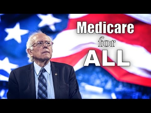 Bernie Sanders & Progressives Use Trump's Healthcare Failure to Push Single-Payer