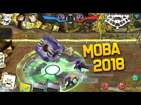 Top 7 New MOBA Games For Android - IOS 2018 (Online Multiplayer)