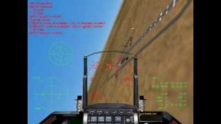 Instant Rift Valley - Game F-16 Aggressor