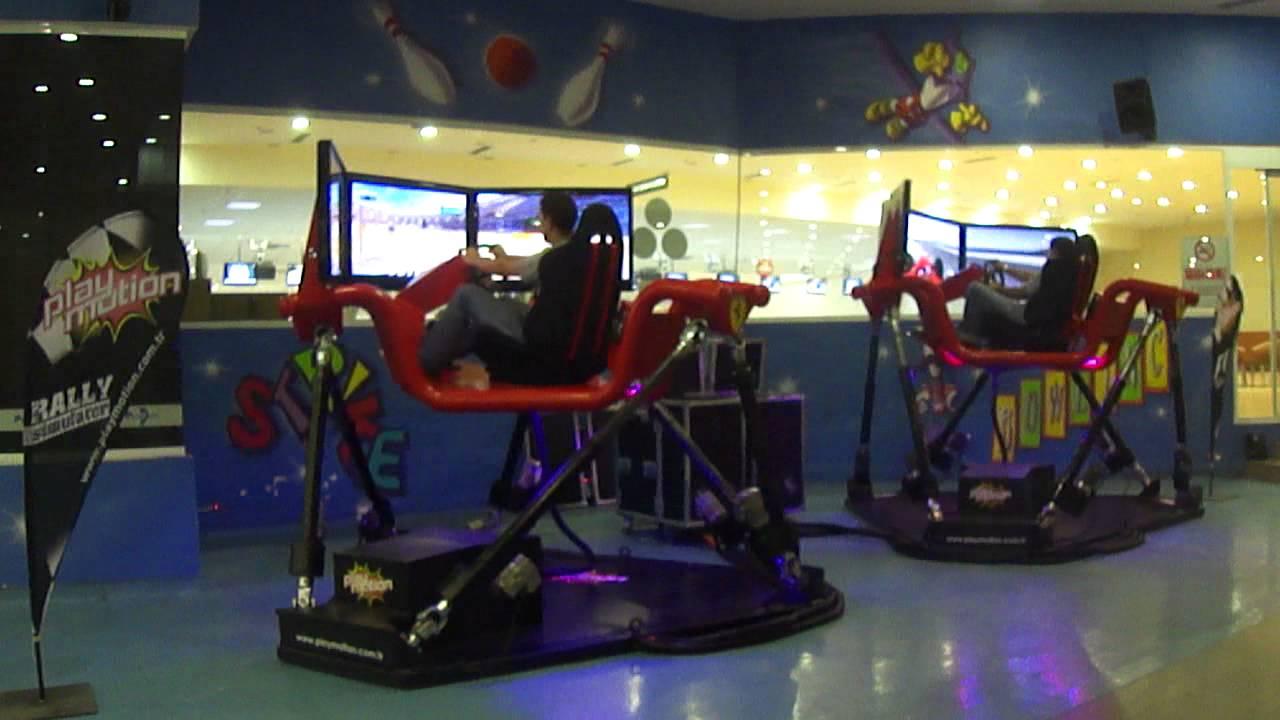 Playmotion® Racing Simulator Challenge