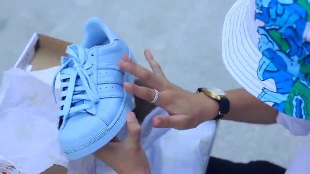 Adidas Superstar Adicolor (Shock Mint) End