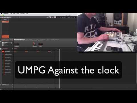 UMPG against the clock