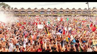Welcome To Tomorrowland 2015 (Best Edm Music) - DJ Achrdili