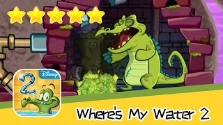 Where's My Water? 2 Level 44 3-4 Walkthrough Exciting Adventure! Recommend index five stars