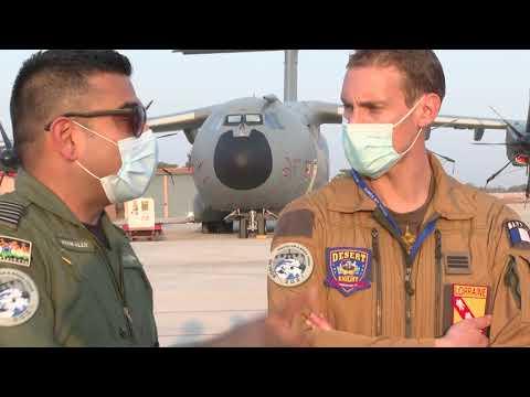Mission Skyros : retour en images sur l'escale indienne