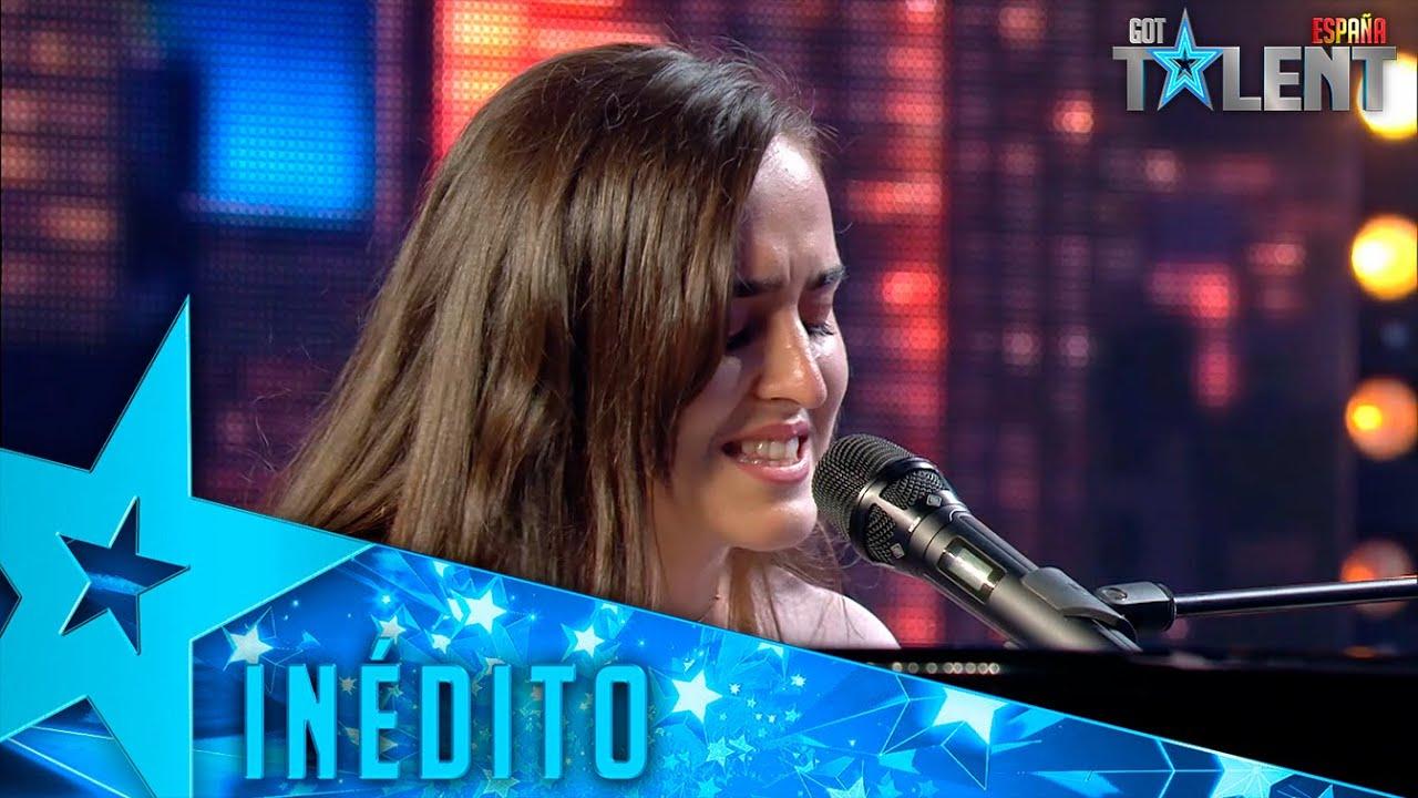 Los HITS del momento, cantados AL PIANO por esta concursante | Inéditos | Got Talent España 2021