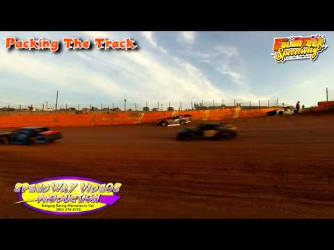 Volunteer Speedway Track Packing 8 8 15