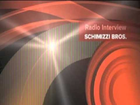 Schimizzi Brothers Sirius Satellite Radio Interview