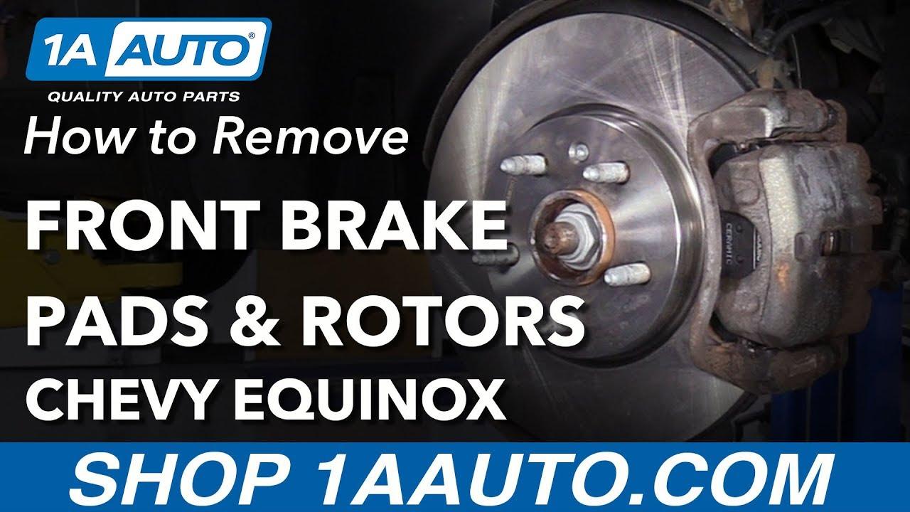 Front Brake Rotors Ceramic Pads 2010 2011 2012 2013 2014 2015 2016 GMC TERRAIN