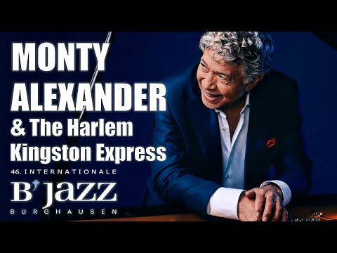 Monty Alexander & The Harlem Kingston Express - Jazzwoche Burghausen 2015