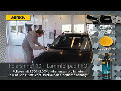 Polarshine® Fast-Finish-System auf Deutsch