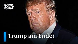 Corona in den USA: Ist Trump am Ende?