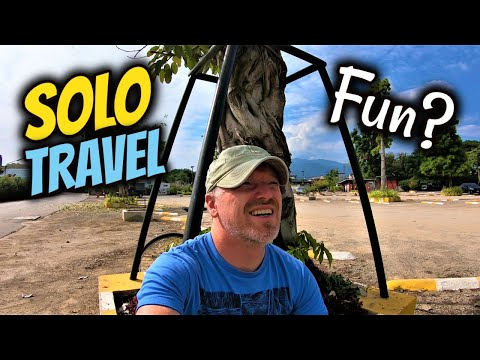 Is Solo Travelling Fun? | Chiang Mai Thailand 2020 🇹🇭