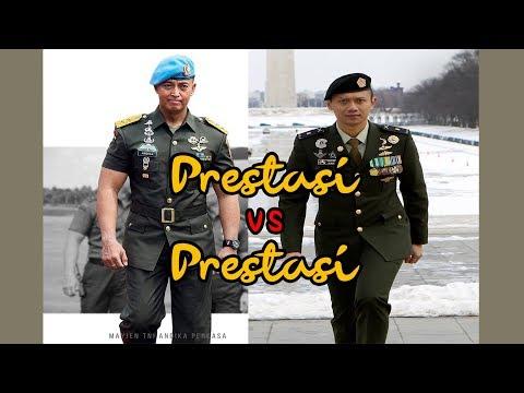 Prestasi Andika Perkasa Vs Prestasi Agus Harimurti Yudhoyono (Part 3)