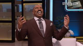 Steve Harvey Hilariously Breaks Down His Favorite Commercial