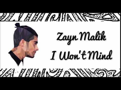Zayn Malik - I Won't Mind (Hounded Remix)