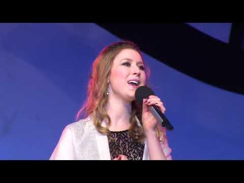 Hayley Westenra - Never saw blue at Gŵyl Gobaith (Festival of Hope)