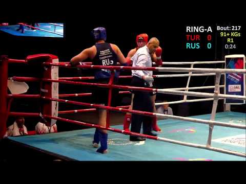 2018 Muay Thai +91 European Champion Buğra Tugay Erdoğan  (Czech Republic / Prague)