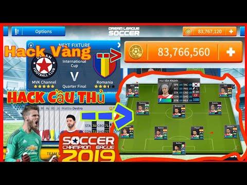 cách hack dream league soccer 2018 android - MVK - Hướng Dẫn Hack Dream League Soccer 2019 • Hack Vàng Hack Cầu Thủ