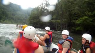 "Ocoee River Whitewater Rafting 12 ""Hells Half Mile"" and ""Double Trouble"""