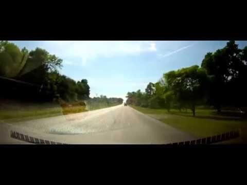Driving around Crawford County, Pennsylvania