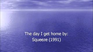 Watch Squeeze The Day I Get Home video