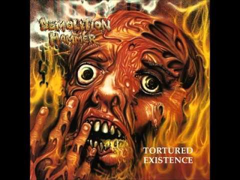 Demolition Hammer - Tortured Existence [Full Album]
