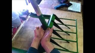 Параметры бронебойной чудо-лопаты для самоделкиных