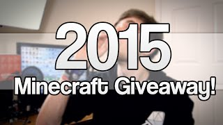 MINECRAFT PC GIVEAWAY!! | Happy New Year!