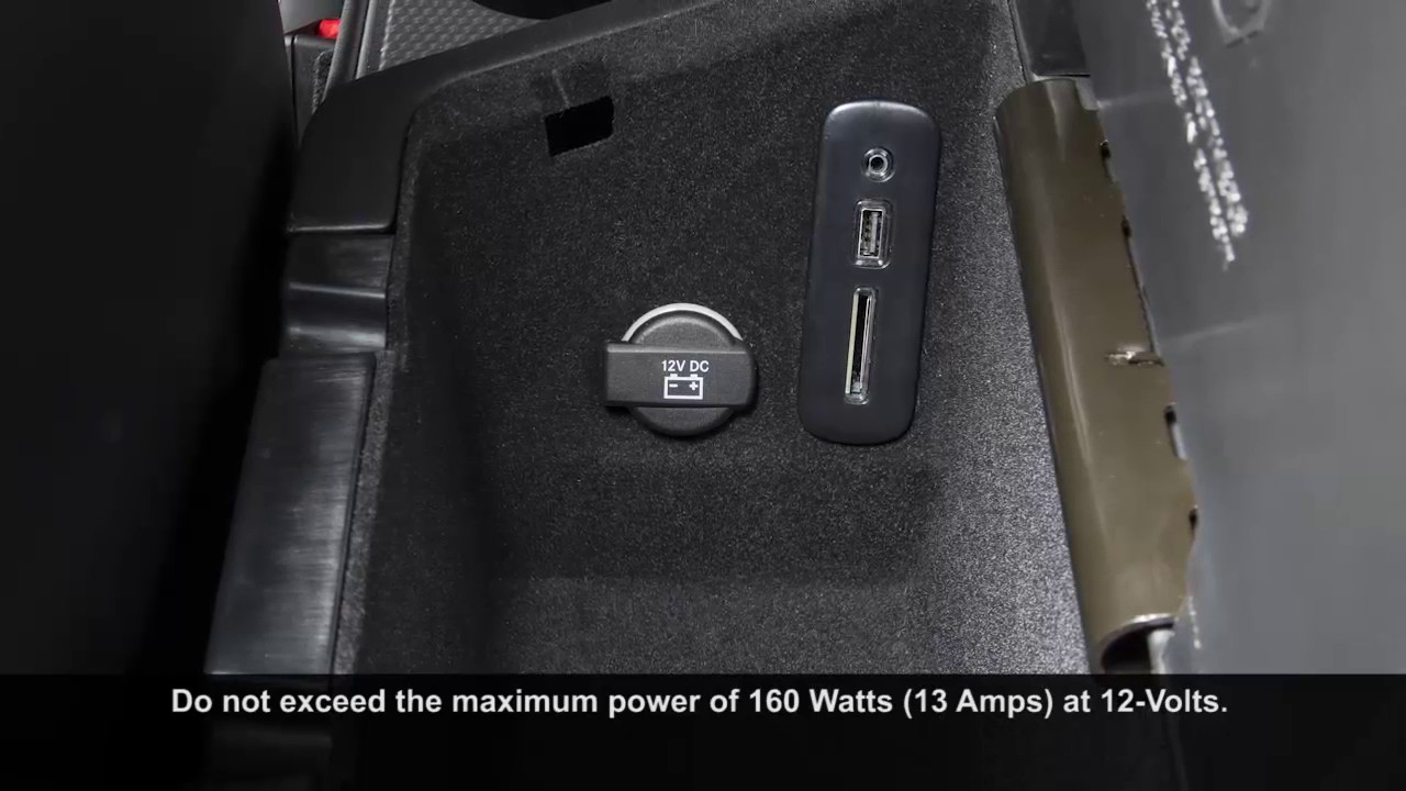 Dodge Challenger 2007 >> Electrical Power Outlets-Using the 12V power supply electrical plug on 2017 Dodge Challenger ...