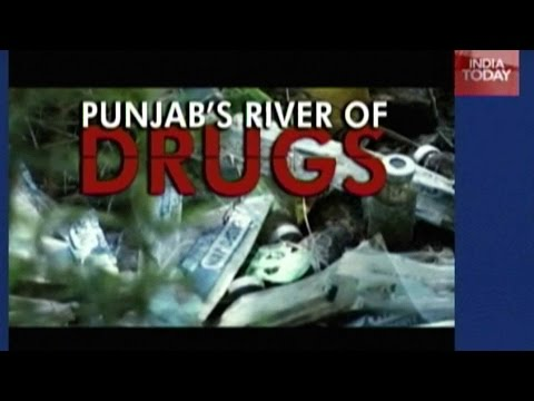 Punjab's River Of Drugs