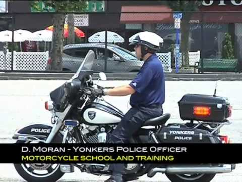 Yonkers Police Department Traffic Division Motorcycle School June 2014