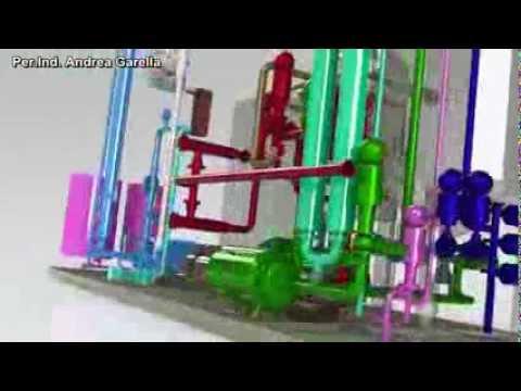 Perito meccanico progettazione 3d impianti piping for Progettazione 3d gratis