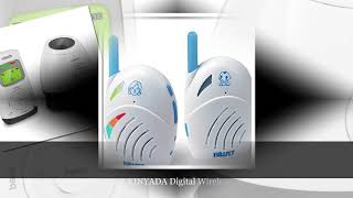 ✅Top 10 Best Digital Audio Baby Monitors