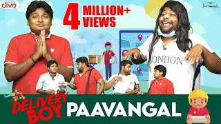 Delivery Boy Paavangal | Parithabangal