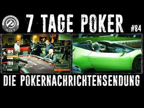 Kurz vor dem Wahnsinn I 7 Tage Poker