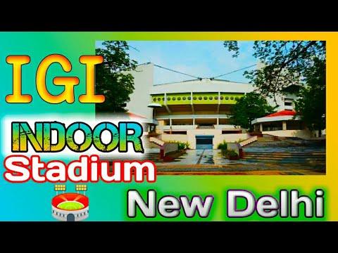 Indira Gandhi Indoor STADIUM DELHI